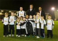 Our visit to Newcastle Falcons March 13